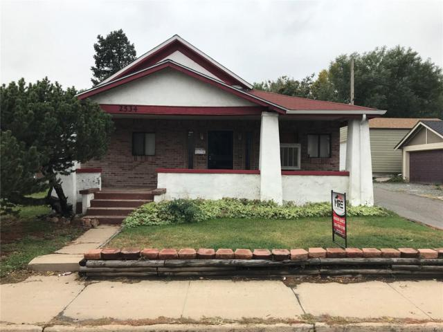 2534 W 38th Avenue, Denver, CO 80211 (#1526795) :: The Pete Cook Home Group