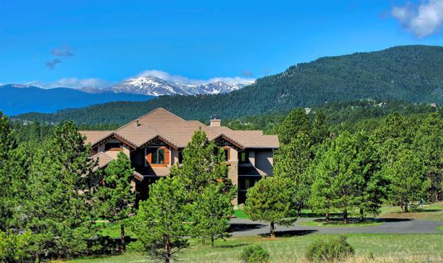 28868 Falling Star Trail, Evergreen, CO 80439 (#1526817) :: Wisdom Real Estate