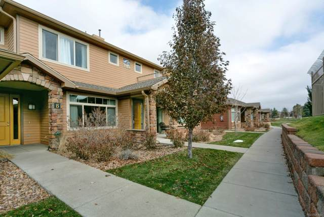 8524 Gold Peak Drive D, Highlands Ranch, CO 80130 (MLS #1527163) :: The Sam Biller Home Team