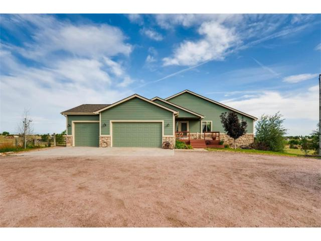 8275 Cumberland Court, Elizabeth, CO 80107 (MLS #1527374) :: 8z Real Estate