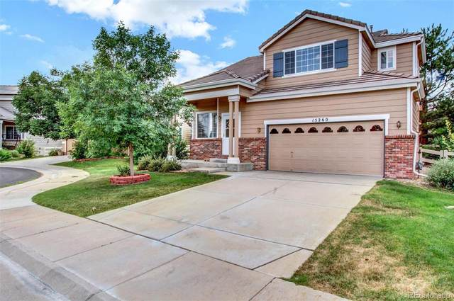 15260 E Maple Place, Aurora, CO 80012 (#1527394) :: The Gilbert Group