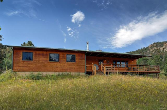 8 Camp Drive, Westcliffe, CO 81252 (#1528106) :: Mile High Luxury Real Estate