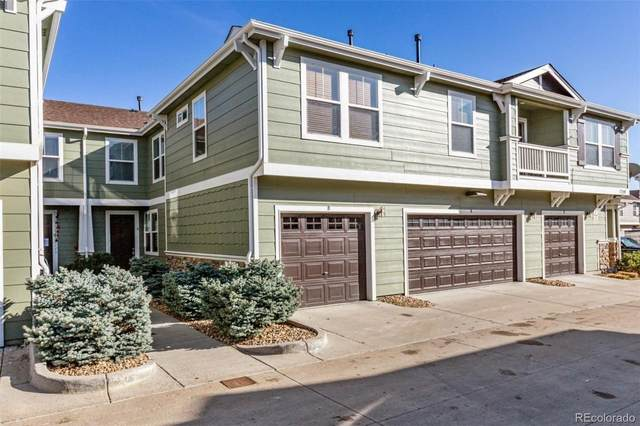 17249 Waterhouse Circle B, Parker, CO 80134 (#1528746) :: The Gilbert Group