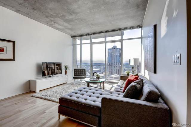 891 14th Street #3707, Denver, CO 80202 (#1529213) :: Bring Home Denver with Keller Williams Downtown Realty LLC