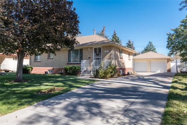 206 Beryl Way, Broomfield, CO 80020 (MLS #1529609) :: Kittle Real Estate