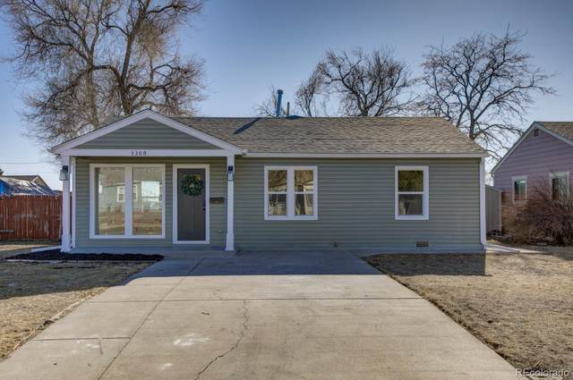 3308 W 73rd Avenue, Westminster, CO 80030 (#1529734) :: The Harling Team @ Homesmart Realty Group