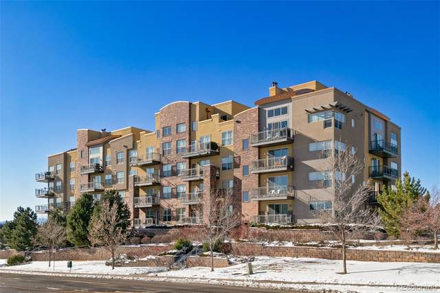 9019 E Panorama Circle D-501, Englewood, CO 80112 (MLS #1529736) :: Stephanie Kolesar