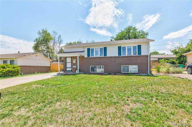 3170 W 94th Avenue, Westminster, CO 80031 (#1529826) :: The HomeSmiths Team - Keller Williams