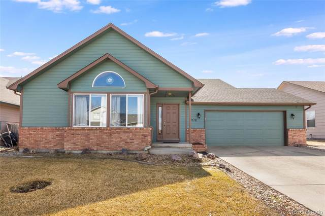 2218 Podtburg Circle, Johnstown, CO 80534 (#1530595) :: The Griffith Home Team