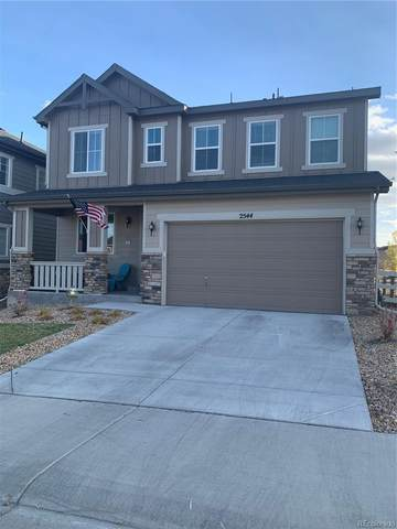 2544 Garganey Drive, Castle Rock, CO 80104 (#1531197) :: The Artisan Group at Keller Williams Premier Realty
