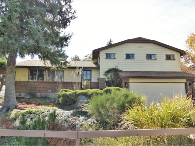 8160 Allison Place, Arvada, CO 80005 (MLS #1531983) :: 8z Real Estate