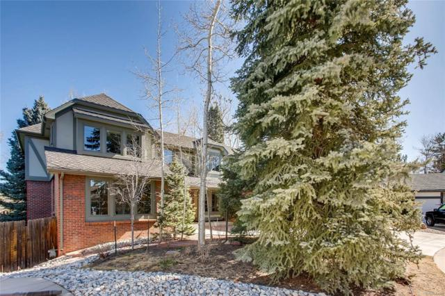 2997 E Geddes Avenue, Centennial, CO 80122 (#1532004) :: The Peak Properties Group