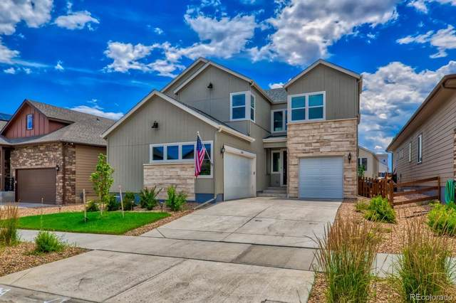 18856 W 93rd Avenue, Arvada, CO 80007 (MLS #1532208) :: 8z Real Estate