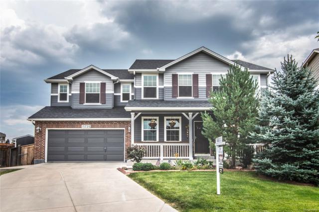 15720 E Copper Creek Lane, Parker, CO 80134 (#1532460) :: Sellstate Realty Pros