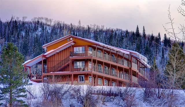 3295 Apres Ski Way B9, Steamboat Springs, CO 80487 (MLS #1532539) :: 8z Real Estate