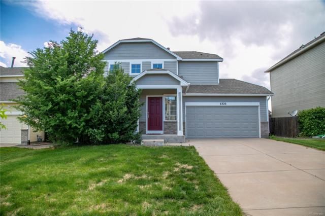 6326 Baxter Drive, Colorado Springs, CO 80923 (#1532665) :: The DeGrood Team