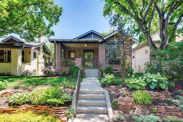 1258 S Race Street, Denver, CO 80210 (#1532668) :: Mile High Luxury Real Estate