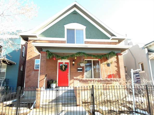476 S Lincoln Street, Denver, CO 80209 (#1532703) :: Bring Home Denver with Keller Williams Downtown Realty LLC