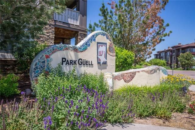 9370 Las Ramblas Court G, Parker, CO 80134 (#1532740) :: Kimberly Austin Properties