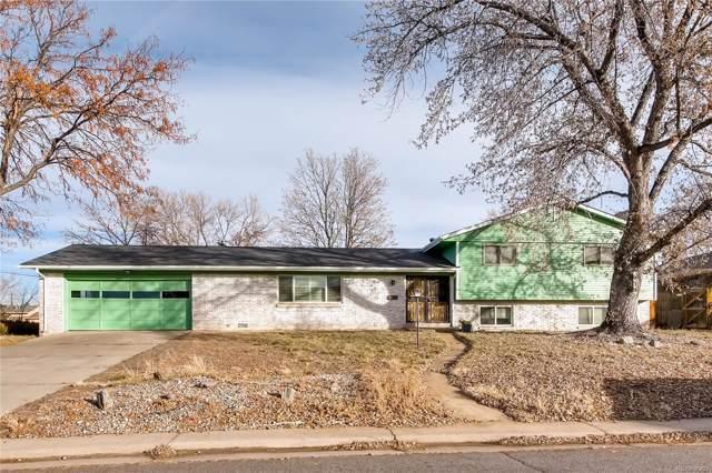 6501 E Dakota Avenue, Denver, CO 80224 (#1532751) :: Bring Home Denver with Keller Williams Downtown Realty LLC