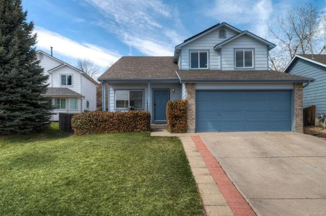 4373 S Genoa Court, Centennial, CO 80015 (#1532792) :: Compass Colorado Realty