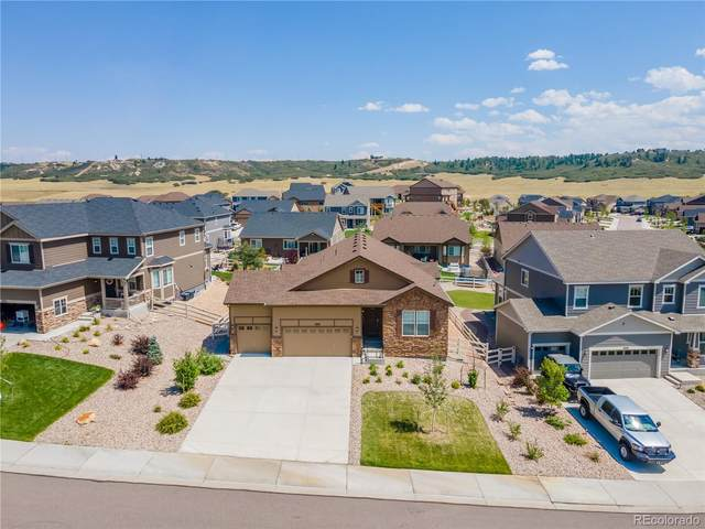 2908 Echo Park Drive, Castle Rock, CO 80104 (#1532815) :: Keller Williams Action Realty LLC