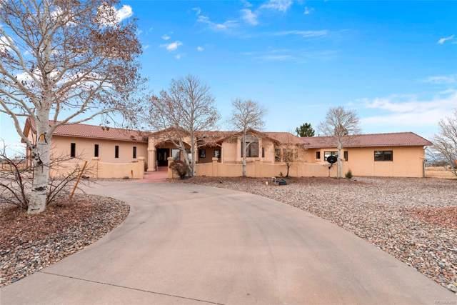 40 S Mcculloch Boulevard, Pueblo West, CO 81007 (MLS #1533142) :: 8z Real Estate