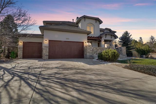 12525 Ventana Mesa Circle, Castle Pines, CO 80108 (#1534158) :: The Peak Properties Group