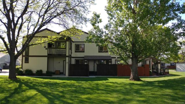 8790 Chase Drive #27, Arvada, CO 80003 (#1534266) :: My Home Team
