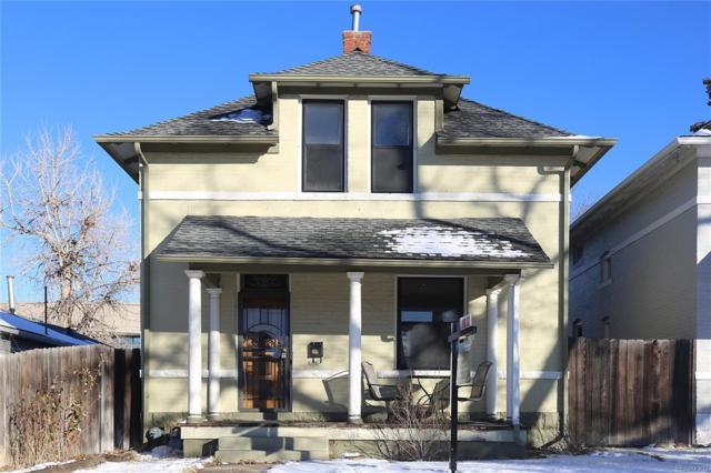 1176 S Logan Street, Denver, CO 80210 (#1534286) :: Bring Home Denver