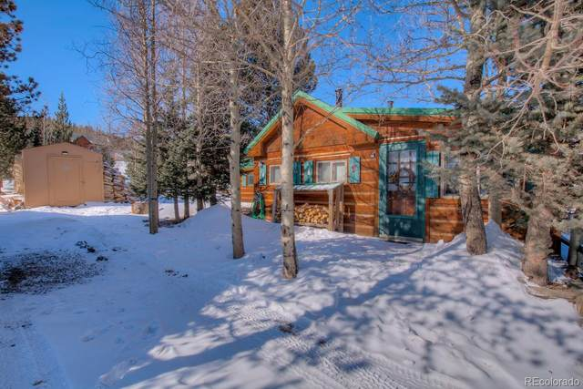 41 Singleton Road, Alma, CO 80420 (#1534501) :: The Colorado Foothills Team | Berkshire Hathaway Elevated Living Real Estate