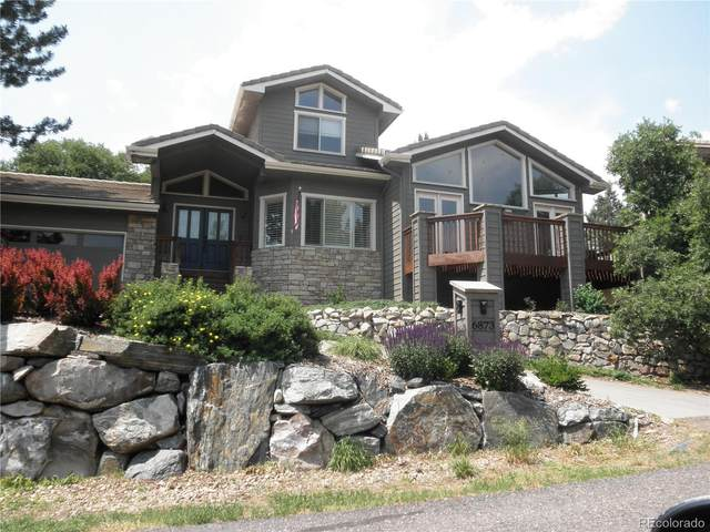 6873 Big Horn Trail, Littleton, CO 80125 (MLS #1534862) :: 8z Real Estate