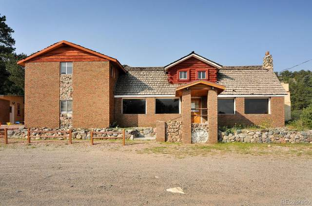 9234 Us Highway 50, Howard, CO 81233 (#1534900) :: Chateaux Realty Group