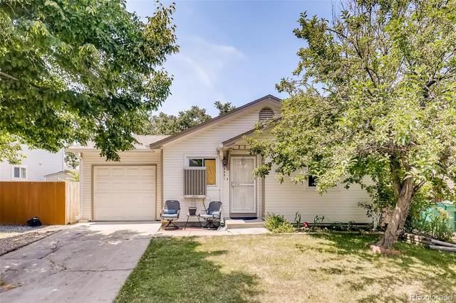 4531 S Buckley Way, Aurora, CO 80015 (#1534944) :: Berkshire Hathaway HomeServices Innovative Real Estate