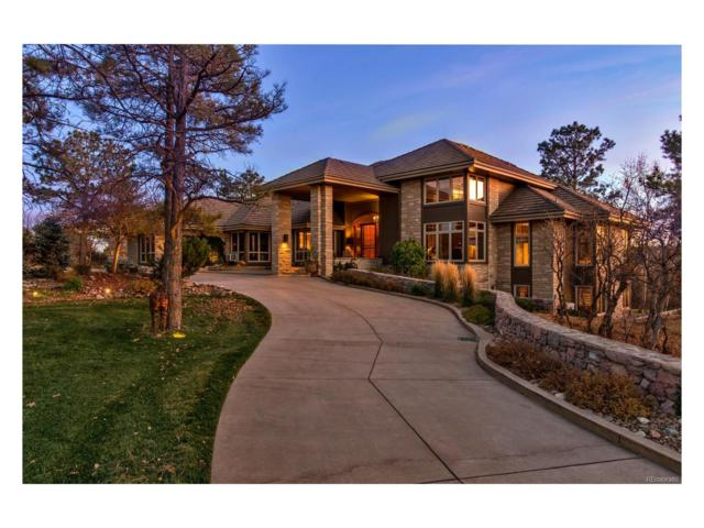 862 Russellville Road, Franktown, CO 80116 (MLS #1535152) :: 8z Real Estate