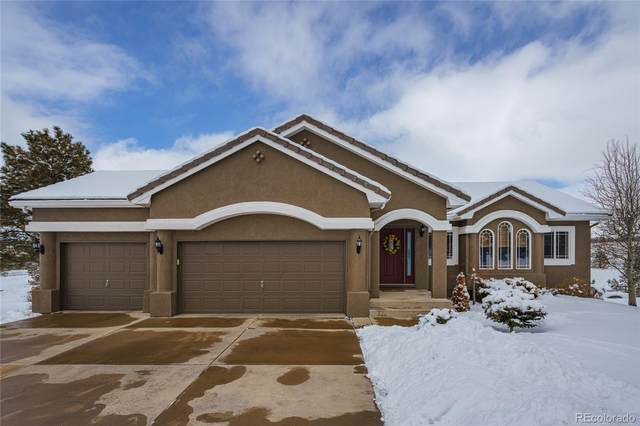 16795 Cherry Crossing Drive, Colorado Springs, CO 80921 (#1535166) :: The Healey Group