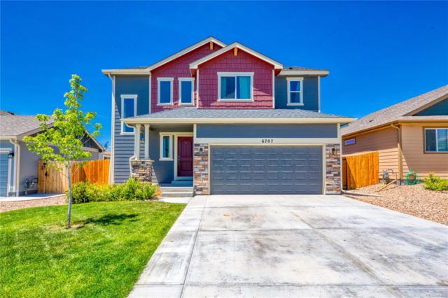 6707 6th Street, Frederick, CO 80530 (#1535200) :: The DeGrood Team