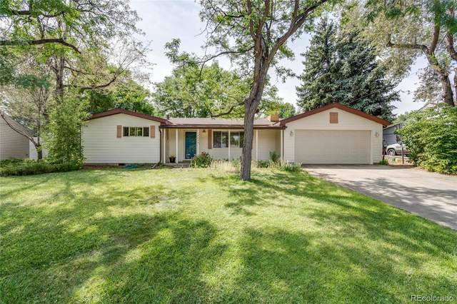 10050 W 8th Place, Lakewood, CO 80215 (#1535205) :: My Home Team