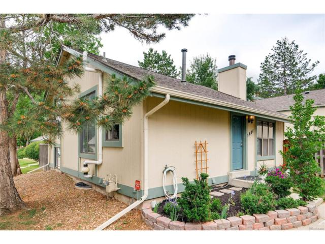 3671 S Danube Circle, Aurora, CO 80013 (#1535736) :: The Peak Properties Group