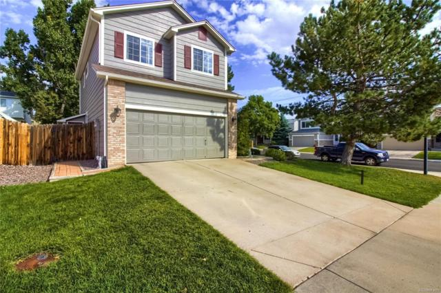 5393 E Weston Avenue, Castle Rock, CO 80104 (#1536116) :: The Peak Properties Group