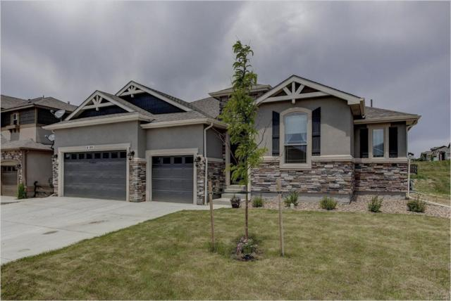 4105 Carroway Seed Drive, Johnstown, CO 80534 (#1536313) :: HomePopper