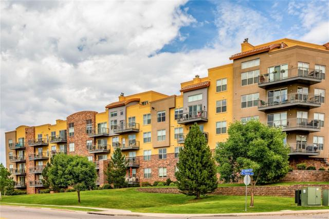 9019 E Panorama Circle D-418, Englewood, CO 80112 (#1536416) :: The Healey Group