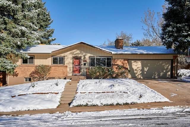 8313 E Kenyon Drive, Denver, CO 80237 (#1536757) :: The Griffith Home Team