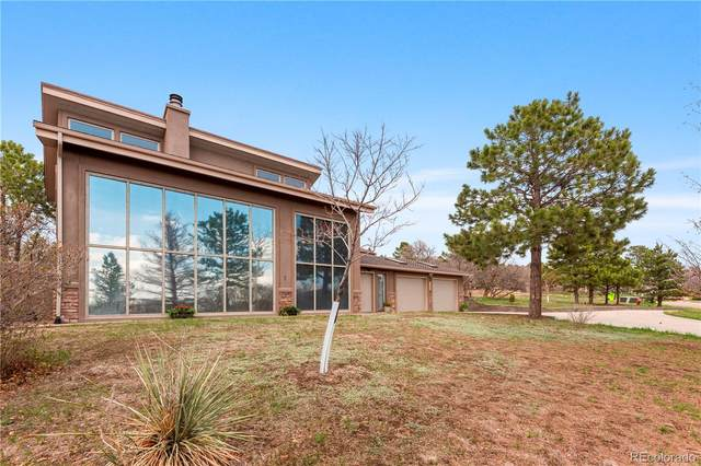450 Harness Way, Monument, CO 80132 (#1536914) :: The Harling Team @ HomeSmart