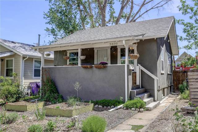 3870 Utica Street, Denver, CO 80212 (#1536998) :: Bring Home Denver with Keller Williams Downtown Realty LLC