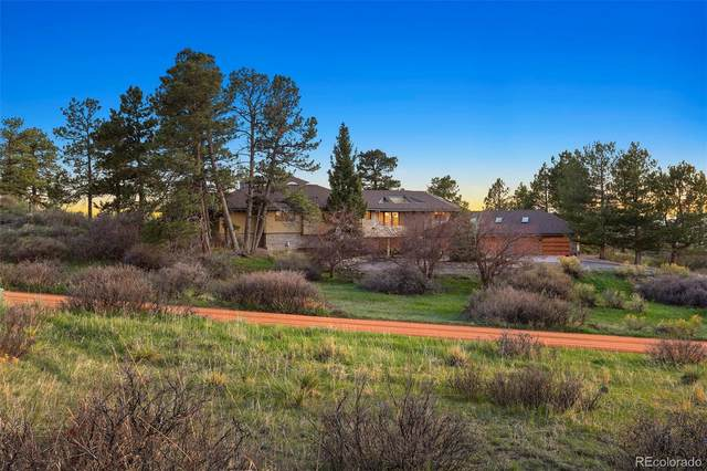 7500 E Sunset Trail, Parker, CO 80134 (#1537061) :: The DeGrood Team