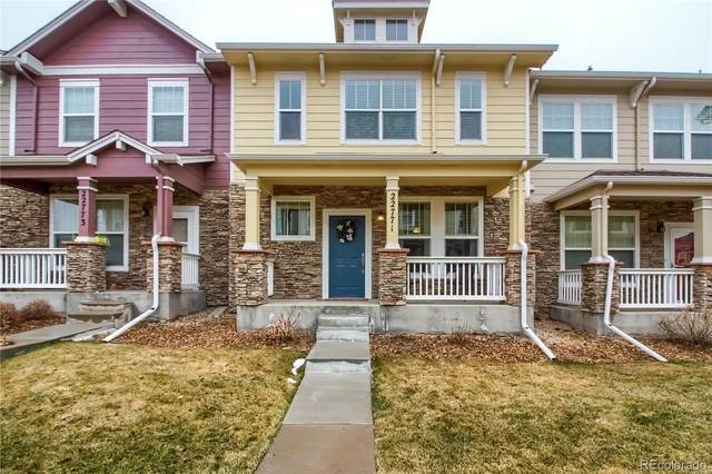22771 E Briarwood Place, Aurora, CO 80016 (#1537310) :: The Gilbert Group