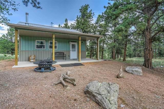 1773 Greta Valley Road, Guffey, CO 80820 (#1537538) :: The Colorado Foothills Team | Berkshire Hathaway Elevated Living Real Estate