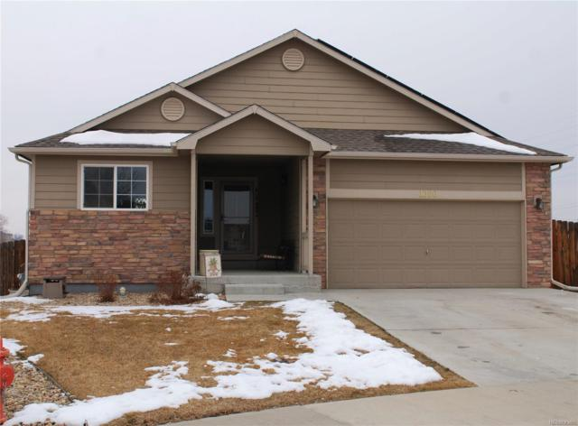 1600 84th Avenue, Greeley, CO 80634 (#1537547) :: The Heyl Group at Keller Williams