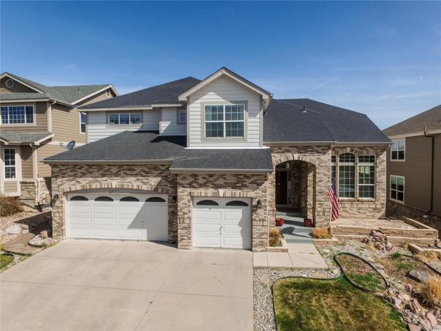 1647 Rosemary Drive, Castle Rock, CO 80109 (MLS #1537658) :: 8z Real Estate